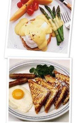 Breakfast done right!