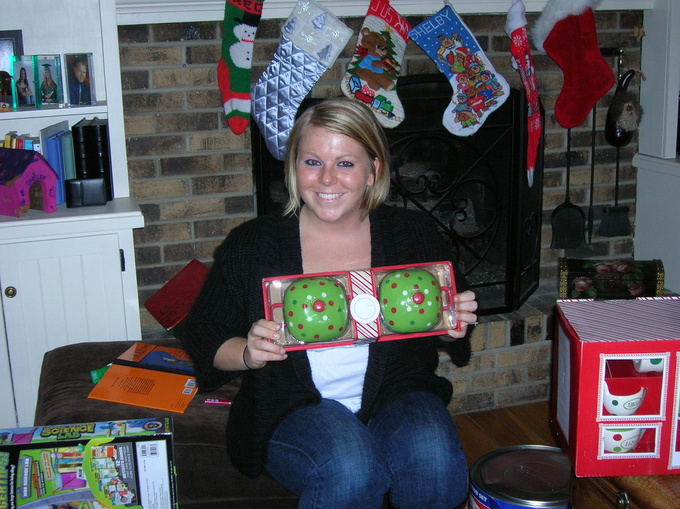 my christmas boobs - Christmas Boobies