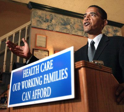 Obama and Healthcare Reform…