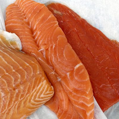 Omega-3's: How much?