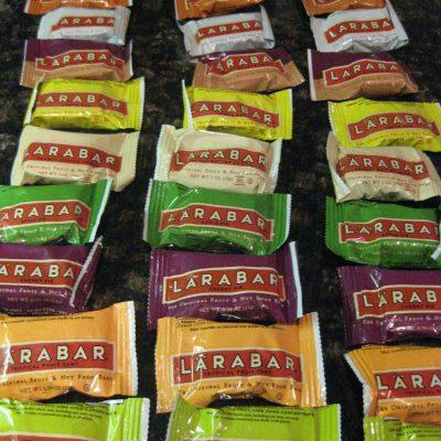 Larabar Giveaway!
