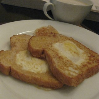 Toad-in-the-Hole!