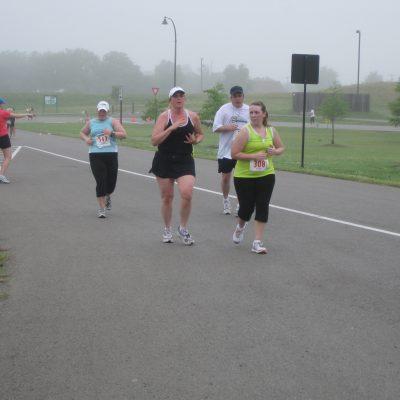 1/2 marathon report
