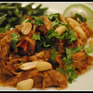 Vegan & Vegetarianism: Helpful or Hurtful + Thai-Style Pork Stew {Crock Pot}