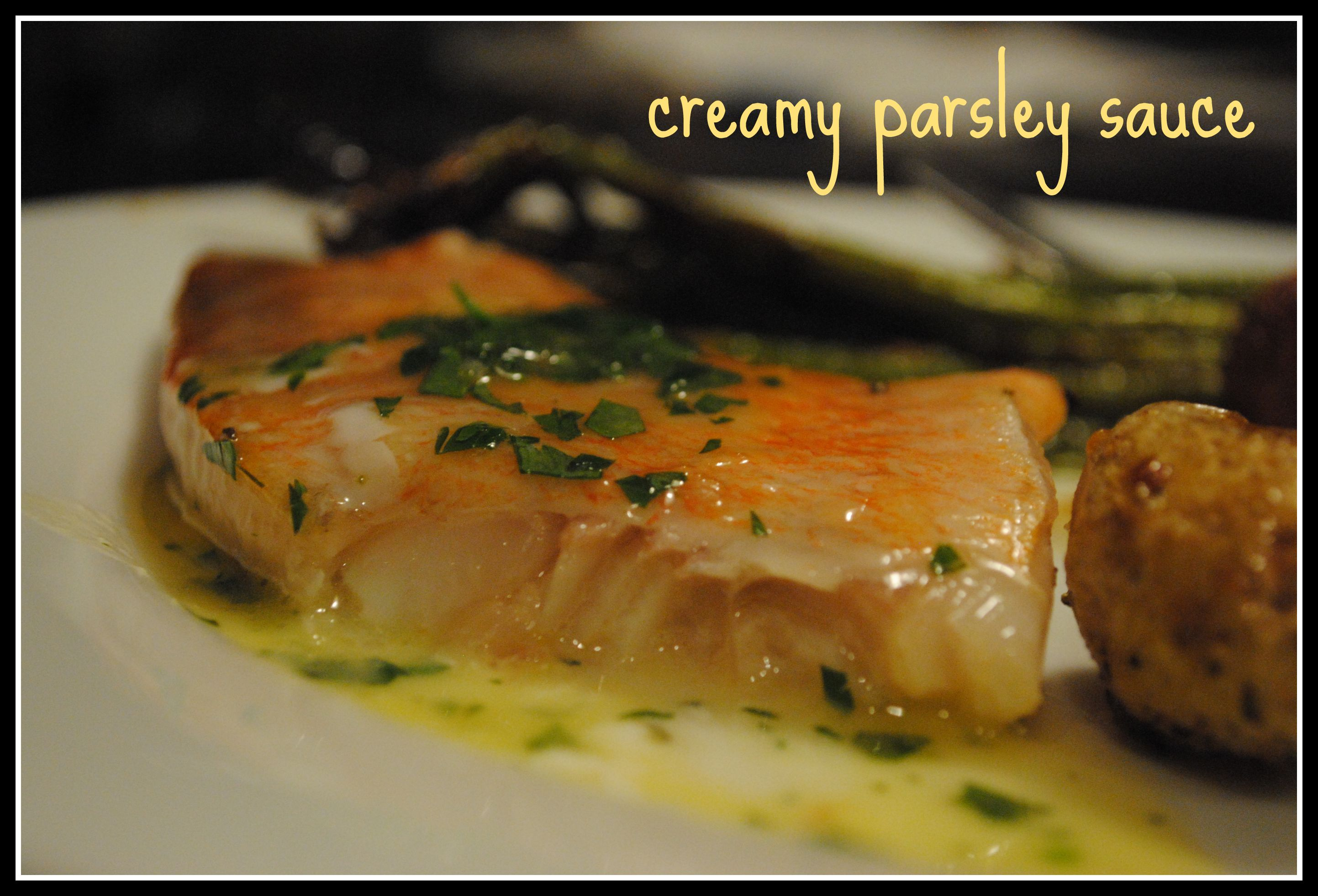 White fish with white wine lemon sauce for Recipes using fish sauce