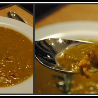 Split Pea Soup {Crock Pot}