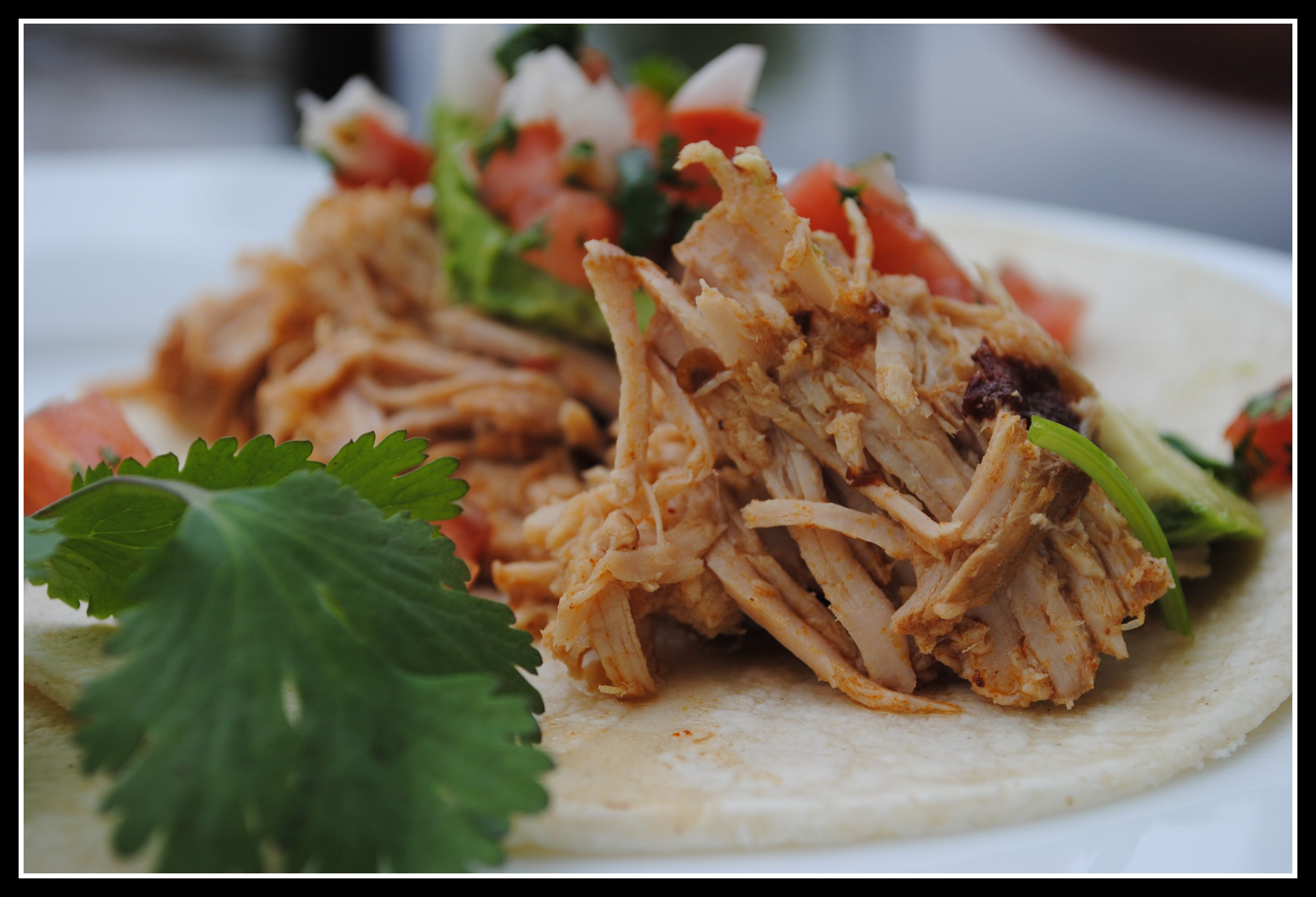 Slow Cooked Pork Carnitas (Mexican Pulled Pork)