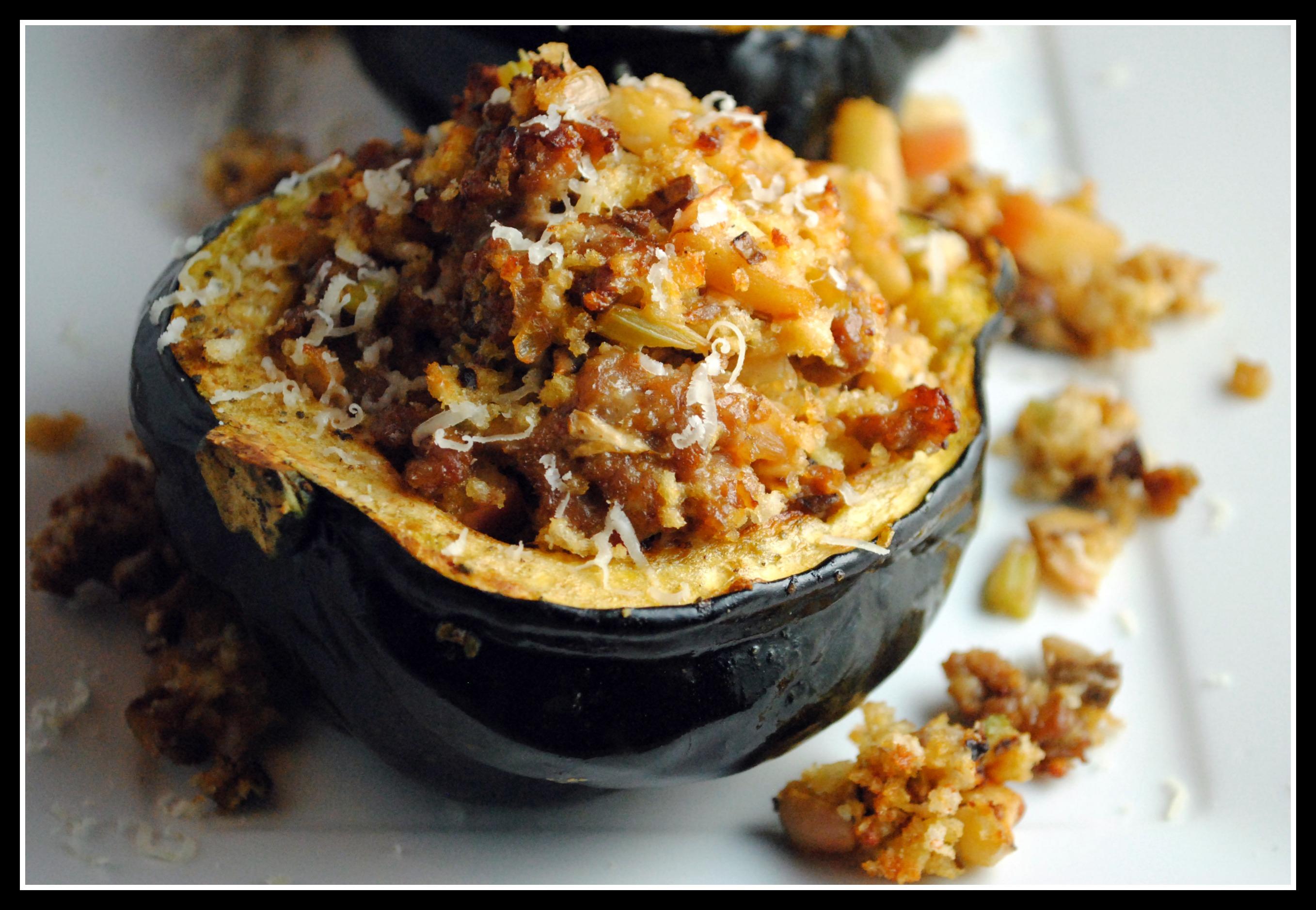 ... wild rice stuffed acorn squash roasted acorn squash roast acorn squash