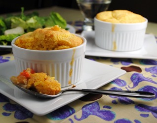 Meatless Monday: Chickpea Potpie with Cornbread Crust