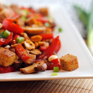 SRC: Kung Pao Tofu
