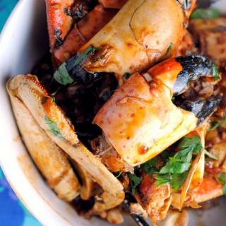 Singapore Chili Crab & Pepper Crab