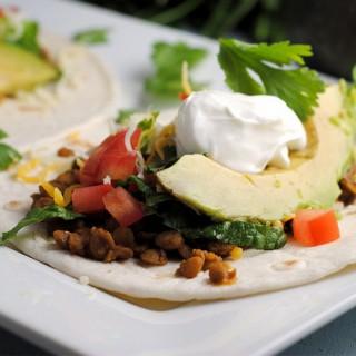 Meatless Monday & Money Matters: Lentil Tacos + Weekly Menu