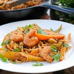 Money Matters: Shrimp Fajita Pasta