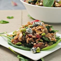 Meatless Monday: Honey Walnut Power Salad