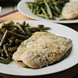 Money Matters: Parmesan Tilapia