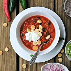 3rd Annual Chili Contest: Entry #1 – Healthy Turkey Chili