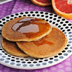 Recipe Repeat: Protein Pancakes + Weekly Menu
