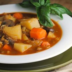 Meatless Monday: Vegetarian Guinness Stew