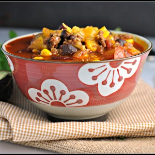4th Annual Chili Contest: Entry #9 – Harvest Festival Chili