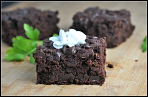 Black Bean Brownies 4