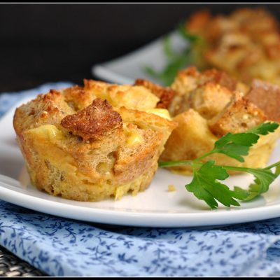 Overnight French Toast Cups