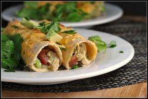 Chicken Enchilada Verdes 2