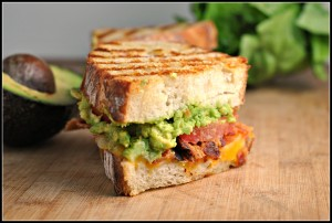 Ultimate BLT Grilled Cheese + Weekly Menu