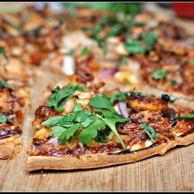 15-Minute BBQ Chicken Pizza + Weekly Menu