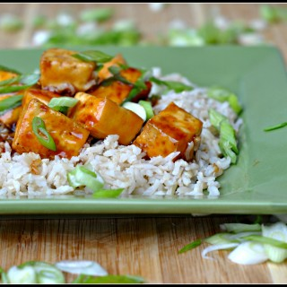 Meatless Monay: General Tso's Tofu