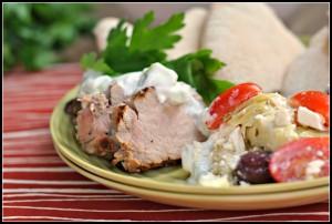 Greek Pork Tenderloin 2