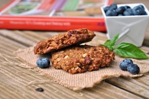 Coconut-Oat Cranberry Breakfast Cookies 2
