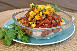5th Annual Chili Contest: Entry #2 – Jamaican Jerk Chili + Weekly Menu