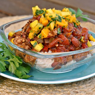 Jamaican Jerk Chili 3