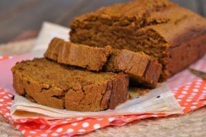 Pumpkin Pie Bread 4