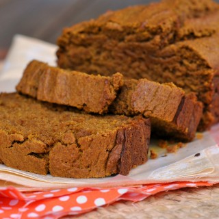 Pumpkin Pie Bread 4