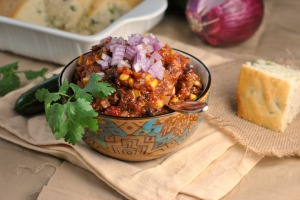 Vegetarian Quinoa Chili 3