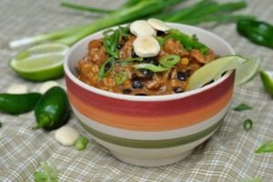 Southwest Chicken Chili 2