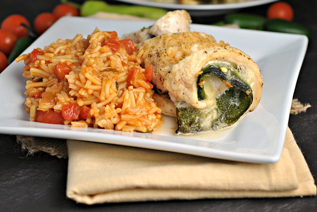 Chile Relleno Chicken 4