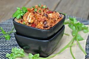 Mexican Quinoa Chili 4