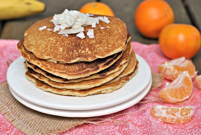 Quinoa Almond Flour Pancakes 2