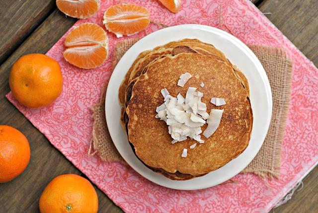 Quinoa Almond Flour Pancakes 3
