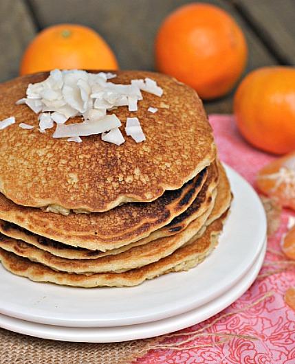 Quinoa Almond Flour Pancakes 4