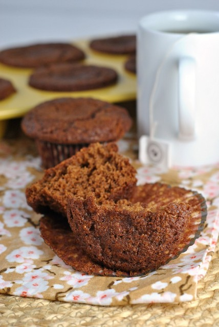 Gingerbread Muffins 1