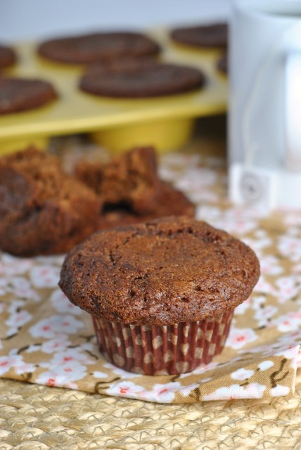 Gingerbread Muffins 3