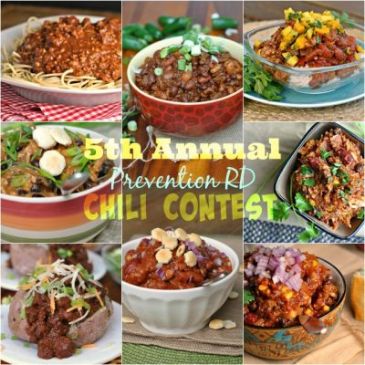 5th Annual Chili Contest Round-Up and Winners Announced!