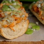 Buffalo Chicken Bread 3