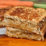 French Onion Grilled Cheese 2