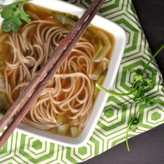 Quick and Easy Chinese Noodle Soup 2