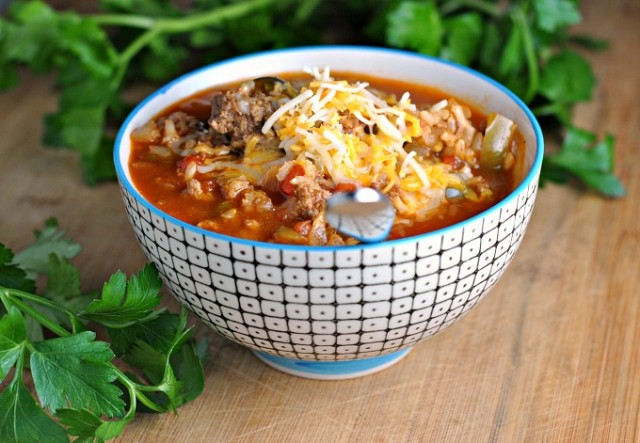 Stuffed Pepper Soup 3