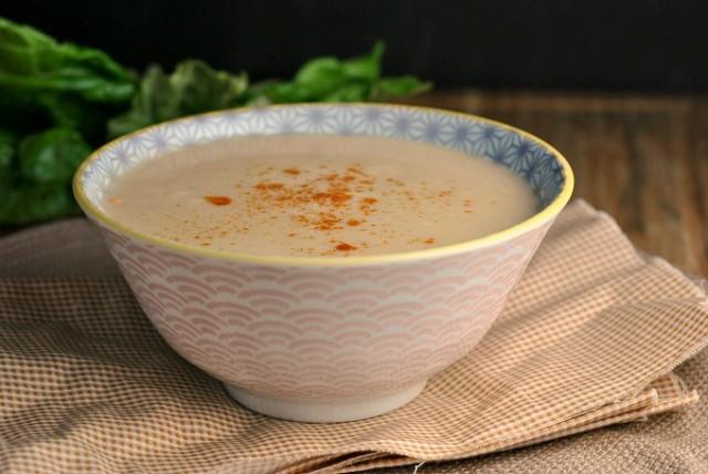 Cauliflower Cheddar Soup 3